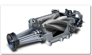 Eaton TVS Roots-Type Supercharger