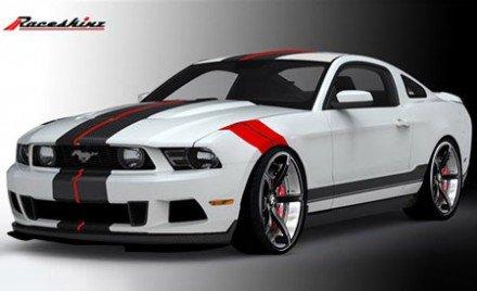 Picture of Raceskinz Mustang GT