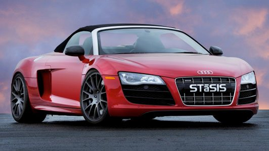 Picture of STASIS Audi R8 Spyder