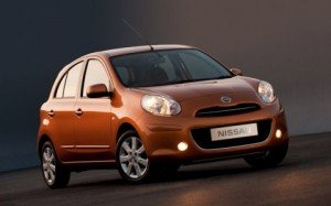 Eaton Supercharged 2011 Nissan Micra