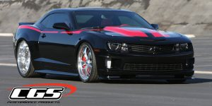 CGS Performance's 2011 Chevy Camaro