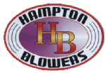 Image of Hampton Blowers Logo.
